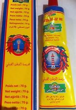 Harissa Paste, Tunisian Sauce Tube Du Cap Bon  70g HOT & SPICY