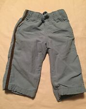 Gymboree Top Dog Boys Blue Athletic Pants Size 3-6 Months
