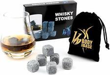 Whiskey Stones Green