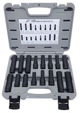 ATD 16pc Locking Wheel Lug Nut Master Key Socket Set #3065