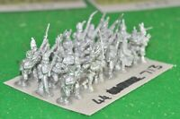 25mm napoleonic / castings - british infantry 24 figures - inf (44713)