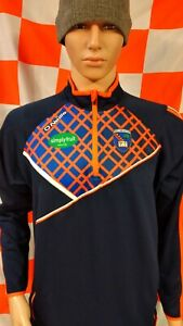 Armagh GAA Official O'Neills Gaelic Football Half Zip Jersey Shirt (Adult Large)