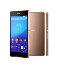 Sony Ericsson Xperia Z3+ E6553 32GB Unlocked Android 4G LTE Smart Phone (Gold)