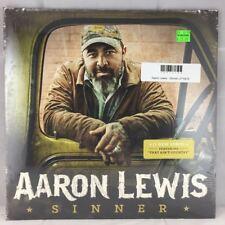 Aaron Lewis - Sinner LP NEW
