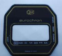 Gewissenhaft Ruhla Eurochron Alte Berufe Antiquitäten & Kunst Armbanduhren Zifferblatt