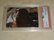 2004-05 Upper Deck SPx Lebron James #13 LeBron James PSA 8 NM-MT
