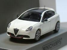 Minichamps Alfa Romeo Giulietta Veloce, 2017, weiss - 870 120001 - 1:87