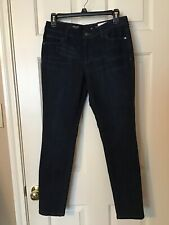 Vera Wang Skinny Mid Rise Jeans Sz 8P NWT