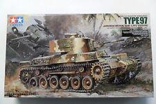TAMIYA 1:35 KIT CARRO ARMATO TYPE 97 JAPANESE MEDIUM TANK  ART 35137