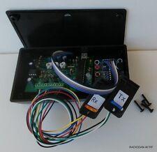 Amateur Radio ID-O-Matic IV 4 voice Repeater Controller Motorola GM CDM USB Fan