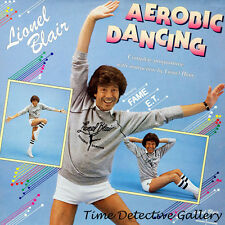 Cheezy Album Covers #3 - Aerobic Dancing by Lionel Blair - Giclee Photo Print