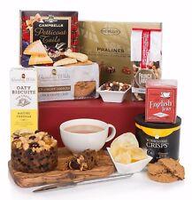 Teatime Delights Food Hamper - Luxury Food Hampers - Christmas and Xmas Hampers