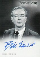 Twilight Zone 4 Science and Superstition Bill Erwin Autograph Card A-89