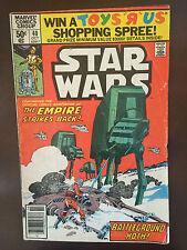 Star Wars Marvel Comics Group Volume No. 40; 50 cents  1980