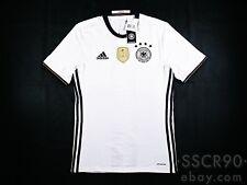 Men's adidas Germany EURO2016 Home Soccer Jersey Football Shirt AI5014 WHITE