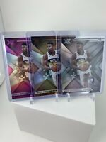 2019 Panini Chronicles XR Zion Williamson #271 RC Rookie Lot Pink,Bronze,base!