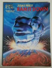 JUDAS PRIEST RAM IT DOWN GUITAR TAB SONGBOOK TABLATURE MUSIC BOOK