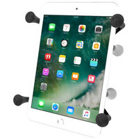 """RAM-HOL-UN8BU RAM Mounts X-Grip Holder for 7""""-8"""" Tablets with 1-Inch B-Size Ball"""