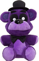 "NEW Funko Five Nights At Freddy's 6"" Shadow Freddy Bear Plush Dol Toy gifts"