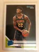 Cam Reddish 2019-20 Donruss Rated Rookie #209 Atlanta Hawks