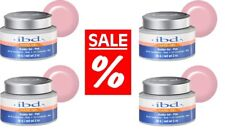 4 x IBD Builder Gel Pink aufbaugel 56g NUOVO Merce Originale * sale *