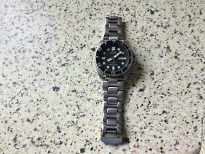 nice old working citizen 21 jewel 200M automatic divers diving mens wristwatch