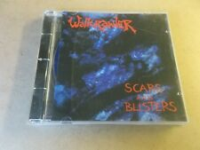 WALL CRAWLER,SCARS AND BLISTERS,CD ON EARTH AD,