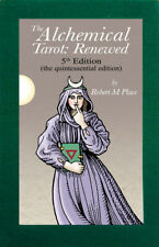 New! Alchemical Tarot Renewed  Edition Five by Robert Place