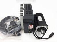 Delta 750W AC Servo Motor Driver Kit 2.39NM 3m Cable ASD-B2-0721-B+ECMA-C20807RS