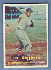 1957 Topps #236 Joe Ginsberg (Stain) VG-EX   GO270