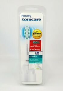 HX7022 Philips Sonicare E-Series Toothbrush Replacement Heads 2 Pack NEW