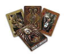 POKER CARDS - ANNE STOKES : STEAMPUNK - Bicycle 1029810 - Poker, Skat - NEU