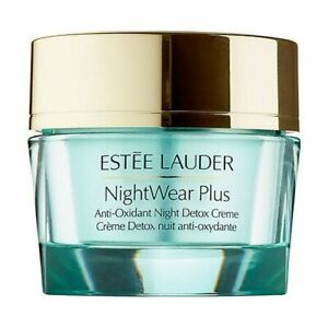 Nightwear Plus Anti-oxidant Night Detox - Cream Anti Oxidizer Night 50ml - Est