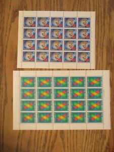 1960's Japan stamp sheet lot of semi postal issues unresearched MNH OG