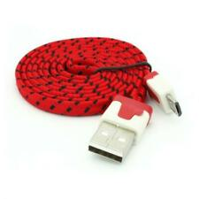 3F BRAIDED MICRO USB CABLE RAPID CHARGER SYNC POWER WIRE DATA for SMARTPHONES