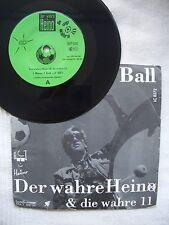 DER WAHRE HEINO (fußball-polka-punk) 1MANN/1BALL toten hosen PYROLATOR/DER PLAN