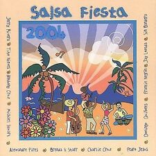 Salsa Fiesta 2004 by Various Artists (CD, Oct-2003, Sony BMG)