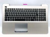 Swedish Finnish Danish Norway Nordic ND Keyboard for Asus Zenbook UX360CA Golden