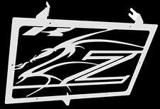 cache / Grille de radiateur  inox poli Kawasaki Z750 et Z1000 07>12