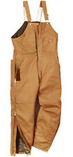 Dickies Premium Insulated Overalls Bibs Size Size LT New With Tags!