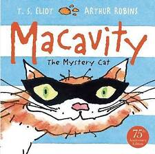 Macavity: The Mystery Cat by Eliot, T. S. -Paperback
