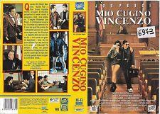 MIO CUGINO VINCENZO (1992) vhs ex noleggio