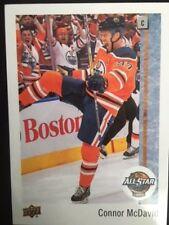 2018 NHL All Star Game Upper Deck Connor McDavid  5 Edmonton Oilers UD Rare 400ec60a0
