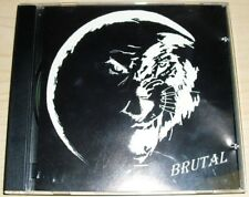 LOUPGAROU BRUTAL CD 1997 WOLFETUNES FLOW RECORDS PRIVATE LABEL RARE