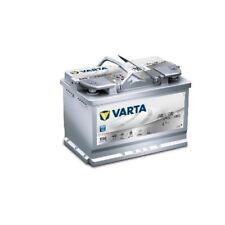 VARTA 570901076D852 Starterbatterie SILVER dynamic AGM Fußraum , Kofferraum