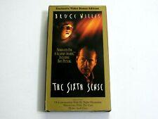 New listing The Sixth Sense (Vhs, 2000, Bonus Edition) Bruce Willis