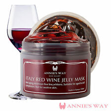 [ANNIE'S WAY] Italy Red Wine Anti-Aging Firming Jelly Facial Mask 250ml NEW