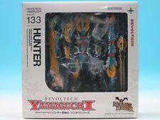 [FROM JAPAN]REVOLTECH YAMAGUCHI 133 Monster Hunter Hunter Swordsman Jinoh Se...