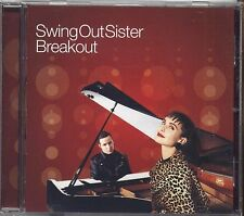 SWING OUT SISTER - Breakout - CD 2001 SIGILLATO SEALED