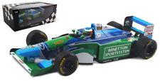 Benetton Michael Schumacher Diecast Racing Cars